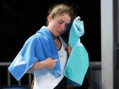 Great Britain's Johanna Konta has pulled out of the Australian Open (Hamish Blair/AP)