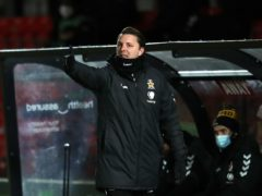 Cambridge manager Mark Bonner will not rush is injured troops back (Simon Marper/PA)