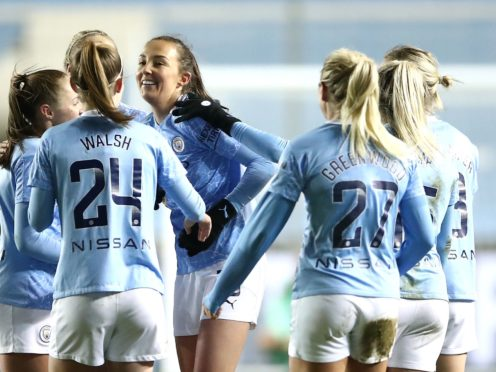 The Women's Super League will get part of a £2.25million Government grant to help survive the coronavirus pandemic (Tim Goode/PA)