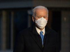 US President Joe Biden (Alex Brandon/AP)