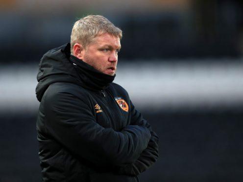 Hull manager Grant McCann (Mike Egerton/PA)