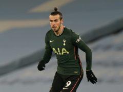 Gareth Bale has scored just one goal on his return to Tottenham (Tim Keeton/PA)