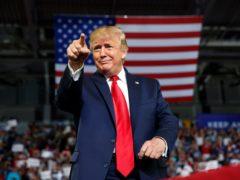 Donald Trump (Carolyn Kaster/AP)