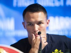 Josh Warrington lost his IBF world featherweight title on Saturday night (Danny Lawson/PA)
