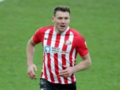 Charlie Wyke was again on target for Sunderland (PA)