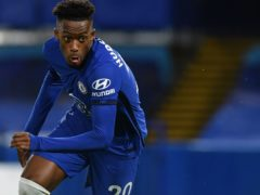 Callum Hudson-Odoi has been included in Chelsea's squad for their Champions League tie against Atletico Madrid