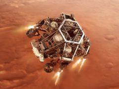 (NASA/JPL-Caltech/PA)