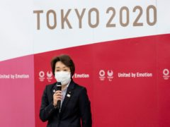 Seiko Hashimoto has been named president of the Tokyo 2020 Olympics Organizing Committee (Yuichi Yamazaki/AP)