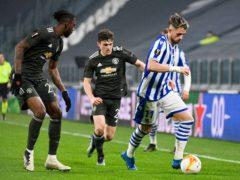 Real Sociedad want to make restore pride at Old Trafford (Marco Alpozzi/AP)