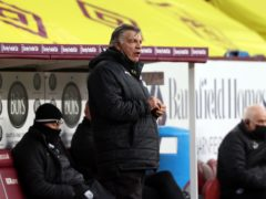 Sam Allardyce says his managerial reputation will not be harmed if West Brom drop out of the Premier League (Clive Brunskill/PA)
