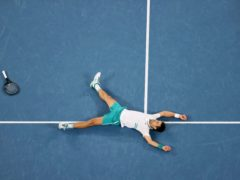 Novak Djokovic cemented his position as the king of Melbourne Park (Hamish Blair/AP)