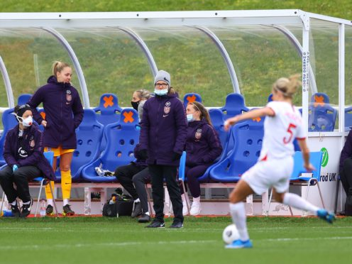 Hege Riise was impressed by England's display in the behind-closed-doors friendly at St George's Park (FA Handout/PA Images)