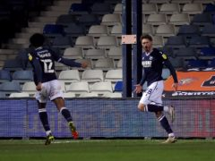 George Evans scored a late equaliser for Millwall (Simon Marper/PA)