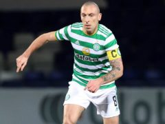 Celtic's Scott Brown is keen to keep playing (Jeff Holmes/PA)