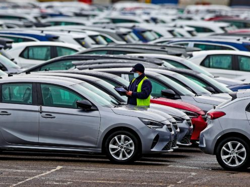 A decision on the future of the Vauxhall plant in Ellesmere Port, Cheshire, is expected (Peter Byrne/PA)