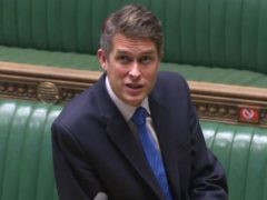 Gavin Williamson (House of Commons/PA)