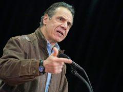 New York governor Andrew Cuomo (Seth Wenig/AP)