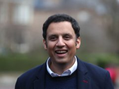 The Scottish Labour leader said the party has a 'mountain to climb' to win back voters' trust (Andrew Milligan/PA)
