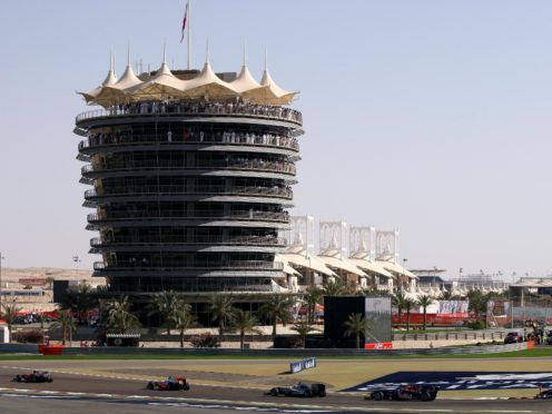 The Bahrain International Circuit could host two races this year (David Davies/PA)