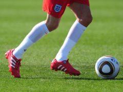 Football boots (Owen Humphreys/PA)