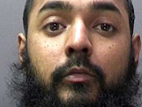 Omar Latif (West Midlands Police/PA)