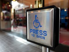 Disability campaigners at Inclusion Scotland have published their demands ahead of May's Scottish elections (Andrew Matthews/PA)