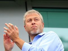 """Roman Abramovich, pictured, has launched legal proceedings over claims in the 2020 book """"Putin's People"""" (Mike Egerton/PA)"""