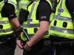 The substances were seized when officers raided four properties in Peterhead (Andrew Milligan/PA)