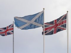 More than 1,000 Scots were polled (Yui Mok/PA)