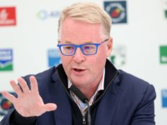 European Tour chief executive Keith Pelley has ruled out staging events in Florida (Niall Carson/PA)