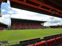 John Bowler has stepped down as Crewe chairman (Anthony Devlin/PA)