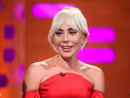 Lady Gaga (MAtt Crossick/PA)