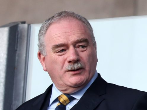 SFA president Rod Petrie is happy to see football opening up further (Simon Cooper/PA)