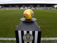 St Mirren hope to secure the services of their youngest player (PA)