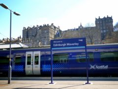 The ScotRail franchise will be taken into public ownership next year (Jane Barlow/PA)