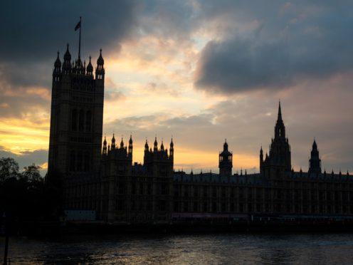 Houses of Parliament (Dominic Lipinski/PA)