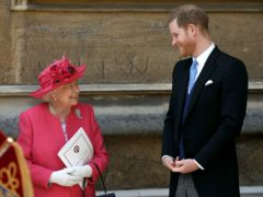 The Queen has been given some bad advice, the Duke of Sussex has said (Steve Parsons/PA)