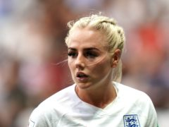"England international Alex Greenwood wants to ""let football do the talking"" as she moves past previous social media abuse (John Walton/PA)"