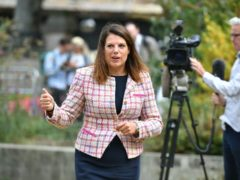 Former immigration minister Caroline Nokes (Dominic Lipinski/PA)