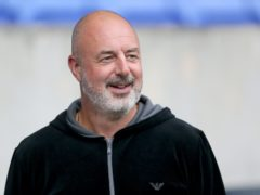 Keith Hill was relieved the see Tranmere battle back for a draw (Richard Sellers/PA)