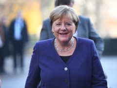 German Chancellor, Angela Merkel (Chris J Ratcliffe/PA)