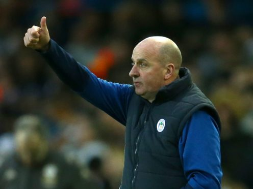 Paul Cook officially takes charge of Ipswich on Wednesday (Dave Thompson/PA)