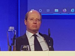 Permanent secretary Sir Philip Rutnam