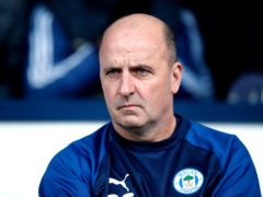 Paul Cook resigned as Wigan boss in August last year (Martin Rickett/PA)