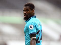Serge Aurier is expected to be fit for the visit of Crystal Palace (Michael Regan/PA)