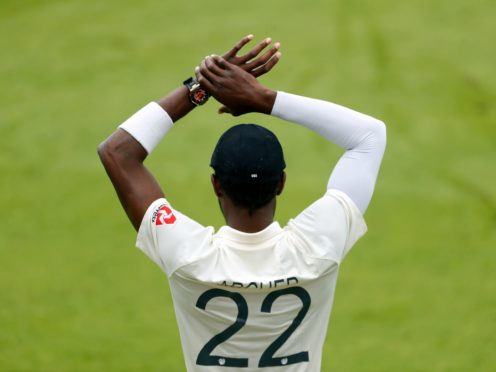 Jofra Archer is once again battling an elbow injury (Lee Smith/PA Archive)