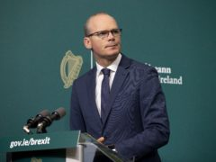 Irish Foreign Affairs Minister Simon Coveney has described the UK Government's latest Brexit actions as 'very frustrating' (Julien Behal Photography/PA)