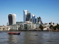 Business leaders mainly praised the Budget (Jonathan Brady/PA)