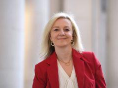Cabinet minister Liz Truss (Leon Neal/PA)