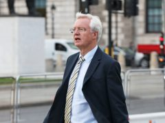 David Davis wants a vote on the plan to cut aid to Yemen (Luciana Guerra/PA Wire)
